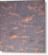 Afternoon Sky 11 Metal Print