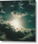 Afternoon Sun Oklahoma  Metal Print