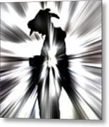 Against The Light Metal Print
