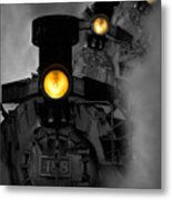 Age Of Steam Metal Print