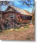 Ageless Memories Metal Print