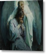 Agony In The Garden, 1898 Metal Print