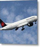 Air Canada Boeing 777-233 Metal Print