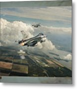 Air Defence Metal Print