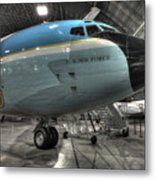 Air Force One - Boeing Vc-137c Sam 26000 Metal Print