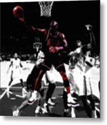 Air Jordan Easy II Metal Print