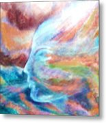 Air Whisper Metal Print