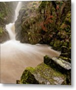 Aira Force High Water Level Metal Print
