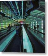 Airport 1 Metal Print
