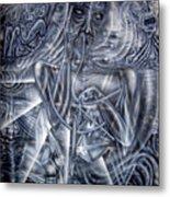 Aiwass Metal Print