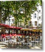 Aix En Provence Metal Print