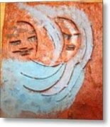 Akaweese - Tile Metal Print