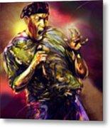 Al Jarreau Metal Print