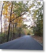Alabama Backroads Metal Print