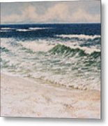 Alabama Coast Metal Print