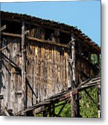 Aladdin Coal Tipple One Metal Print