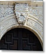 Alamo Cross One Metal Print