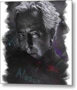 Alan Rickman Metal Print