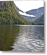 Alaskan Lake Metal Print