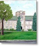 Albert College Metal Print