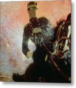 Albert I King Of The Belgians In The First World War Metal Print