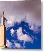 Albuquerque's Temple Metal Print