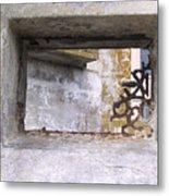 Alcatraz 2 Metal Print