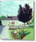 Aldershot Home Metal Print