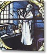 Alexander Fleming, Scottish Biologist Metal Print