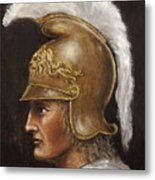 Alexander The Great Metal Print
