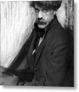 Alfred Stieglitz (1864-1946) Metal Print