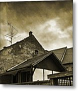 Alice Does Not Live Here Anymore Metal Print