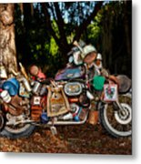 All But The Kitchen Sink Metal Print