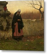 All Souls Day Metal Print