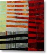 All Stripes 1 Metal Print