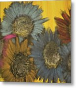 All The Pretty Flowers Metal Print