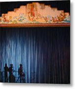All The World Is A Stage Metal Print