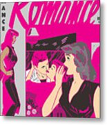 All True Romances 5 Pinks Metal Print