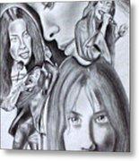 Allalanis Metal Print by Rick Hill