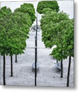 Alley Of Perfectionists Metal Print