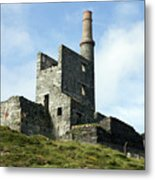 Allihies Copper Mine West Cork Metal Print