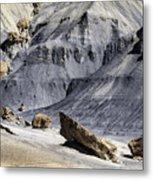 Allstrom Point Rocks 2436 Metal Print