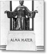 Alma Mater Metal Print