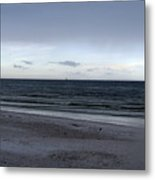Almost Sunset Metal Print