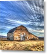 Almost The Past Metal Print