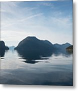 Almost To Shearwater Metal Print