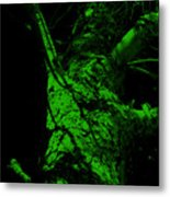 Alone Darkness 1 Metal Print