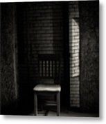 Alone In The Room Metal Print