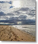Along The Way Metal Print