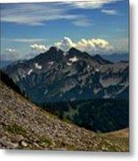 Alpine Country Metal Print